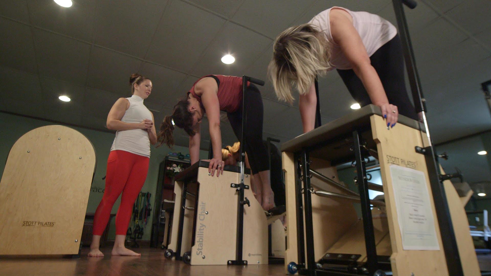 Pilates Chair - Balance