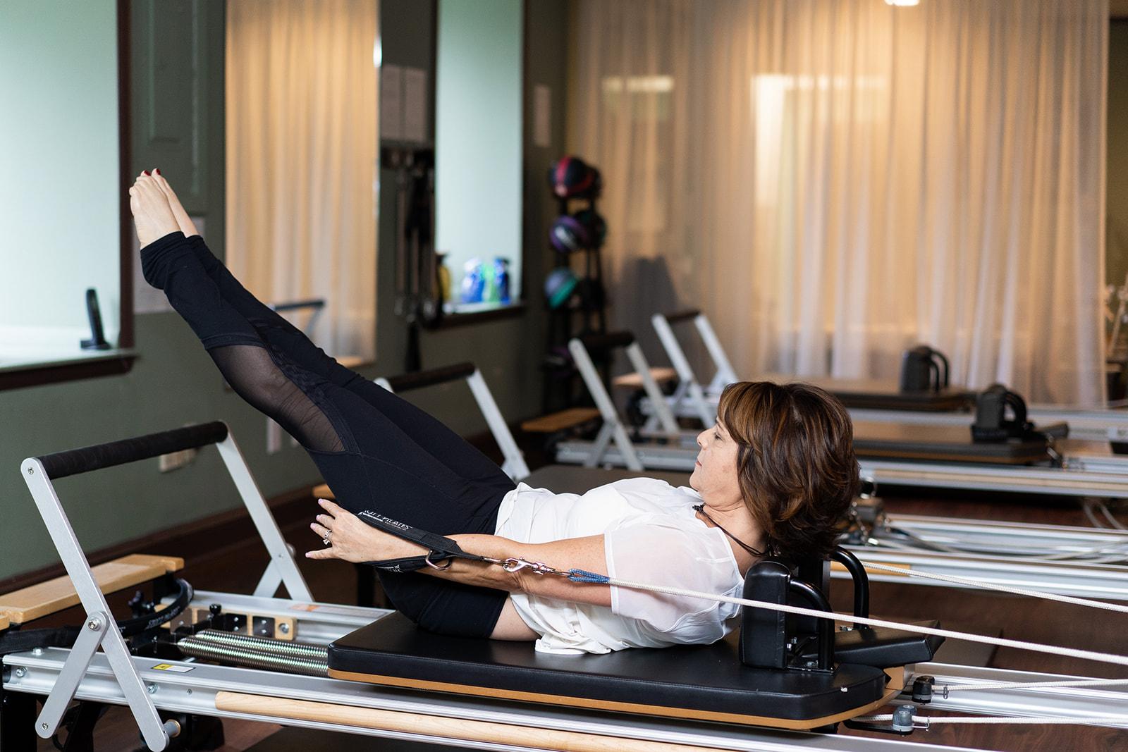 Pilates Reformer - Strength