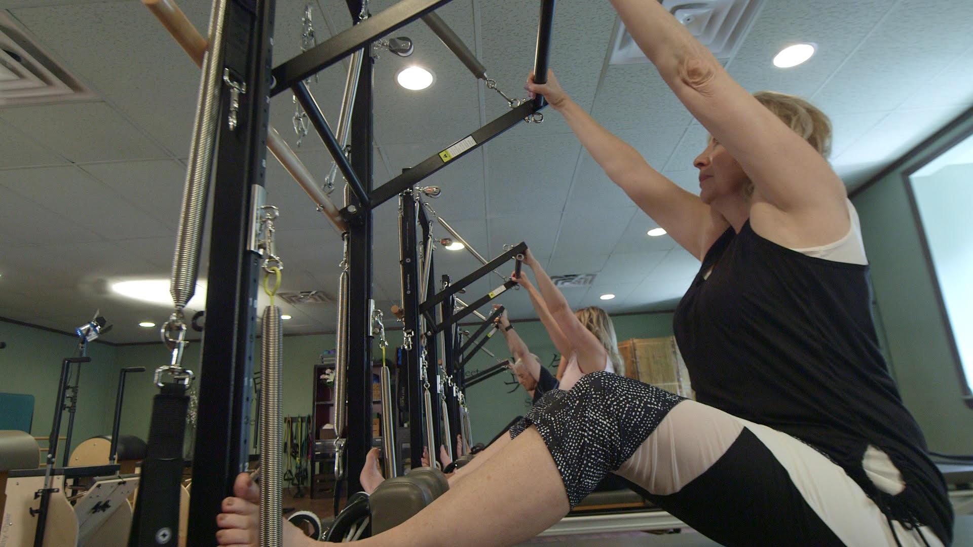 Senior Fitness - Flexibility