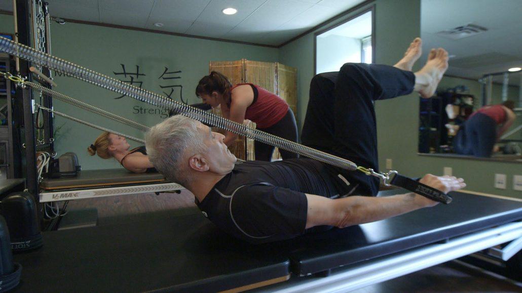 Pilates Tower - Longevity